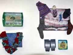 """Ausstellung der """"Montagsmaler"""" im Mieterclub"""