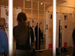 Aus der Sonderausstellung »Die Träume einzig blieben mir in meiner kahlen Zelle« Frauen im Gerichtsgefängnis Kantstraße 79