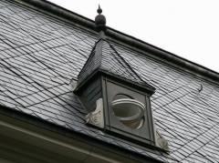 Dachfenster der Villa Oppenheim
