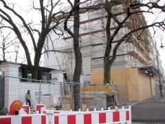 Kommandantenhaus am Spandauer Damm wird erneut saniert