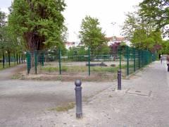 """Gelände an der Schloßstraße/Ecke Zillestraße (im """"Nassen Dreieck"""")"""