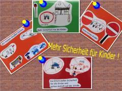 Schüler der Nehring-Grundschule warnen und bitten um Einsicht