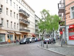 Neufertstraße am Klausenerplatz