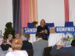 Neujahrsempfang 2007 der Bündnisgrünen