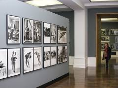 """""""Helmut Newton. SUMO"""" im Museum für Fotografie / Foto © Frank Wecker"""
