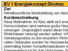 """Ausschnitt aus der Tagesordnung Workshop """"Klimaschutz Klausenerplatz"""" für den 13.04.2015 / © Bezirksamt Charlottenburg-Wilmersdorf"""