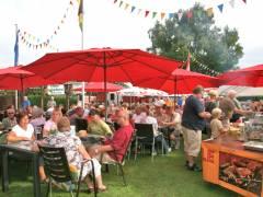 Sommerfest 2013 in der Kleingartenkolonie Oeynhausen