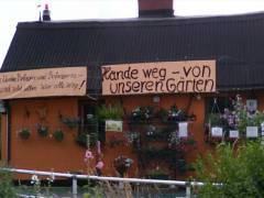 Oeynhausen im Sommer 2013 - Foto privat