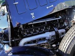 Mercedes Benz Achtzylinder-Reihenmotor - Hubraum 5 Liter