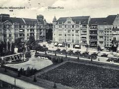 Olivaer Platz 1914 / Bildquelle Wikipedia