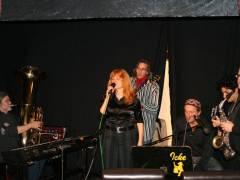 Ludger Singer, Miko, Peter, Gerd Kaulard, Rodrigo Adaro, Rainer Theobald (von li. nach rechts) - Open Stage 28.11.2008