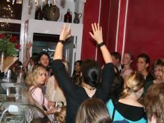Open Stage im Eiscafé Fedora - Tanz zum Eis