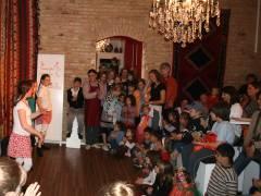 Open Stage im Eiscafé Fedora - Showdance-Gruppe