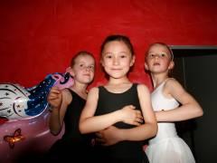 Open Stage im Eiscafé Fedora - Ballerinen vom Klausenerplatz