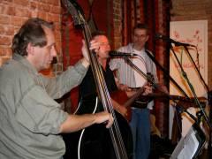 Open Stage im Eiscafé Fedora - Gerd, Ralph und Christian