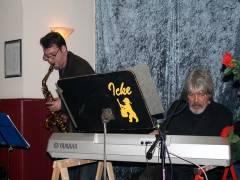 Open Stage im Gasthaus Gottlieb - das Latin Jazz Duo