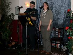 Open Stage im Gasthaus Gottlieb - Petra und Marcel