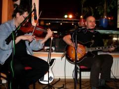 <span>Open Stage im Restaurant-Café Villon - 25. April 2009</span>