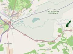 """Kartenausschnitt / """"© OpenStreetMap-Mitwirkende"""" - verfügbar unter der Open-Database-Lizenz"""