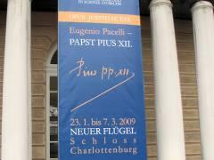 Opus Justitiae Pax – Die Papstausstellung im Schloss Charlottenburg