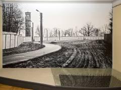 Ausstellung des Kurators Jens Arndt im Schloß Sacrow / Foto © Frank Wecker