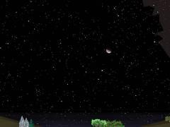 Kiezer Nachthimmel