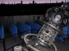 Zeiss-Planetarium am Insulaner