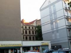Platane 19 e.V. im alten Fabrikgebäude in der Knobelsdorffstraße