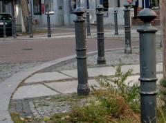Pömpelmania an der Seelingstraße