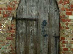 Ein verstecktes Tor im Kiez .....