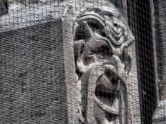 Skulptur am Rathaus Charlottenburg