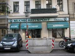 Reitsport Laden in der Nehringstraße