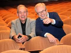 Horst Pillau und Hans-Jürgen Schatz im Renaissancetheater / Foto © Frank Wecker