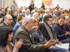 Der Botschafter Kubas Ramón Ripoll Díaz auf der Rosa-Luxemburg-Konferenz 2019 / Foto © Frank Wecker