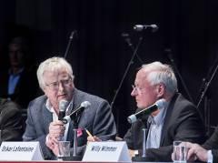 XX. Rosa-Luxemburg-Konferenz in der Urania / Foto © Frank Wecker