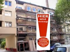 Modernisierungsmaßnahme 2013 Danckelmannstraße 2 - Ende Mai 2015