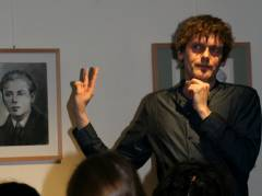 Abschiedsshow der Kafka Comedy im Café Sartre