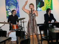"""Confidence In Jazz"" im Café Sartre"