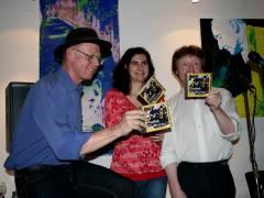 Keatitude - Record-Release-Party im Café Sartre