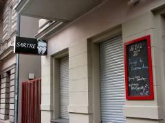 Konzert im Café Sartre