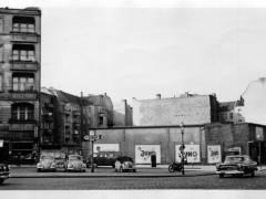 Das Savoy von der Seite - Foto Archiv Lehmann