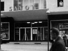 Das Savoy von vorne - Foto Archiv Lehmann