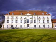 Theaterbau (Langhans-Bau) des Schlosses Charlottenburg