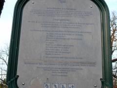 Parkordnung im Schloßpark Charlottenburg