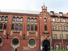 """Stadtbad Charlottenburg """"Alte Halle"""""""