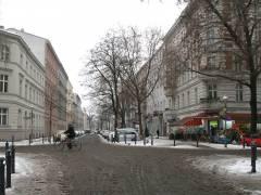 Seelingstraße (von der Nehringstraße gesehen)