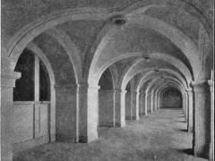 Barbrücke in Wilmersdorf - Wandelhalle (1913)