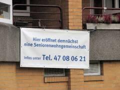 Seniorenwohngemeinschaft im Klausenerplatz-Kiez