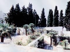Friedhof von Angehörigen des II. polnischen Korps (8. britische Armee) in Loreto