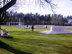 Britischer Soldatenfriedhof an der Heerstraße